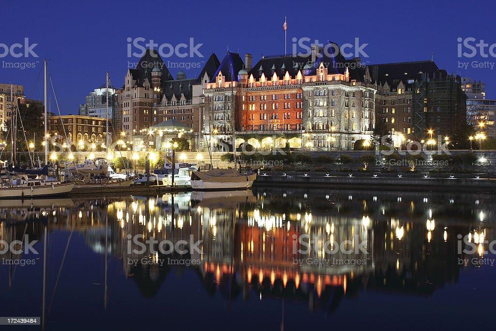 Victoria, British Columbia, Canada royalty-free stock photo