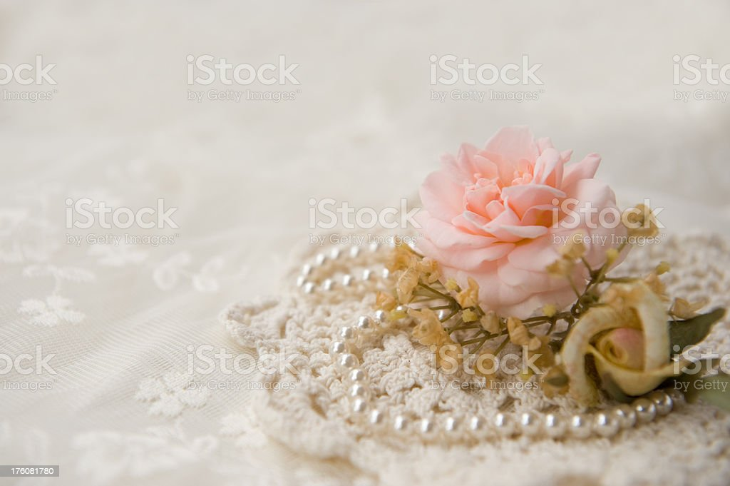 Victorian backdrop stock photo