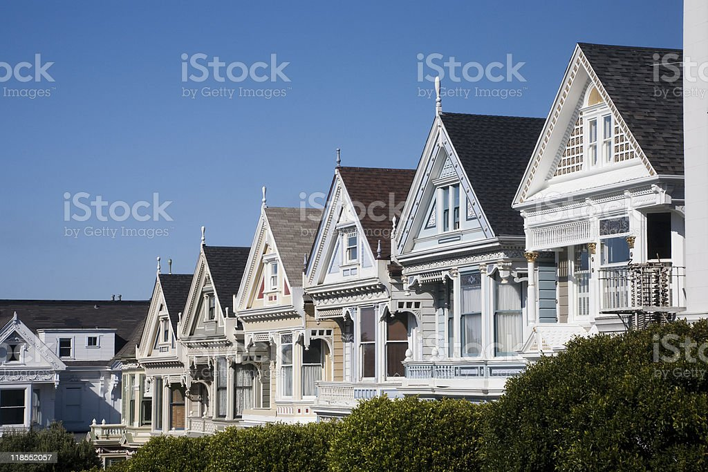 Victorian Building royalty-free stock photo