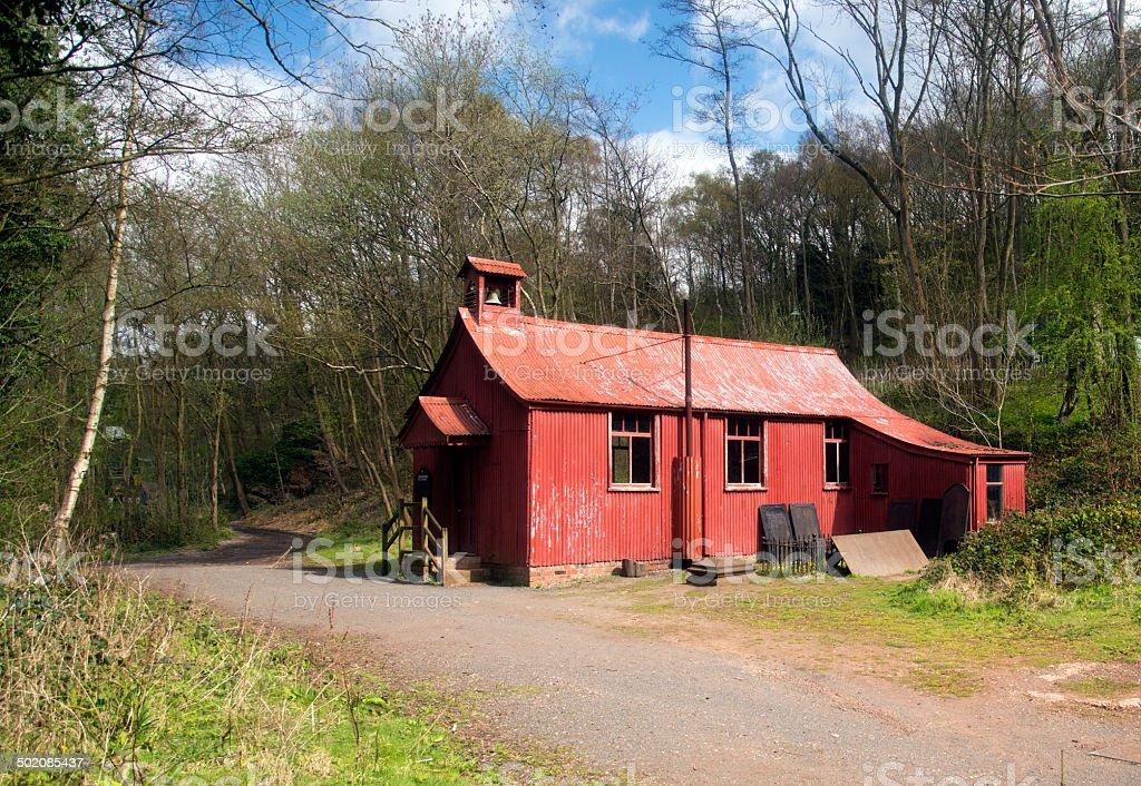 Victorian Chapel stock photo