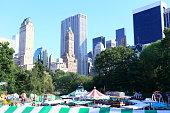 Victorian Gardens Amusement Park at Central Park