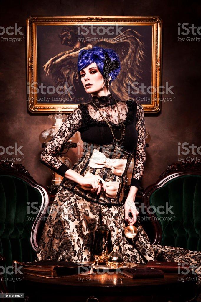 Victorian Gothic Series stock photo