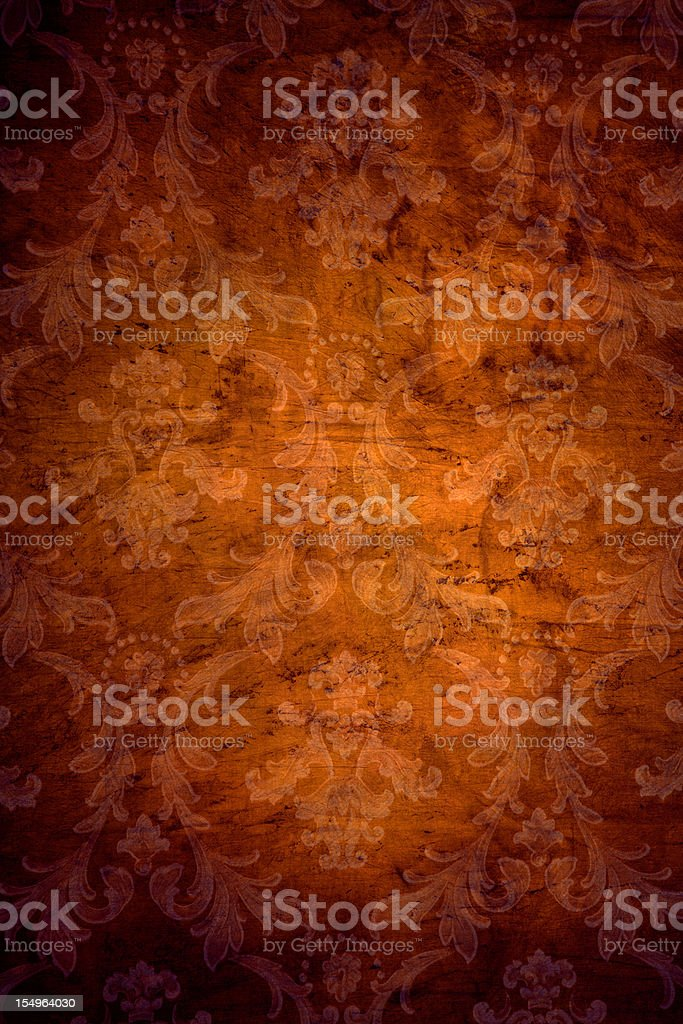 Victorian Grunge Background royalty-free stock photo
