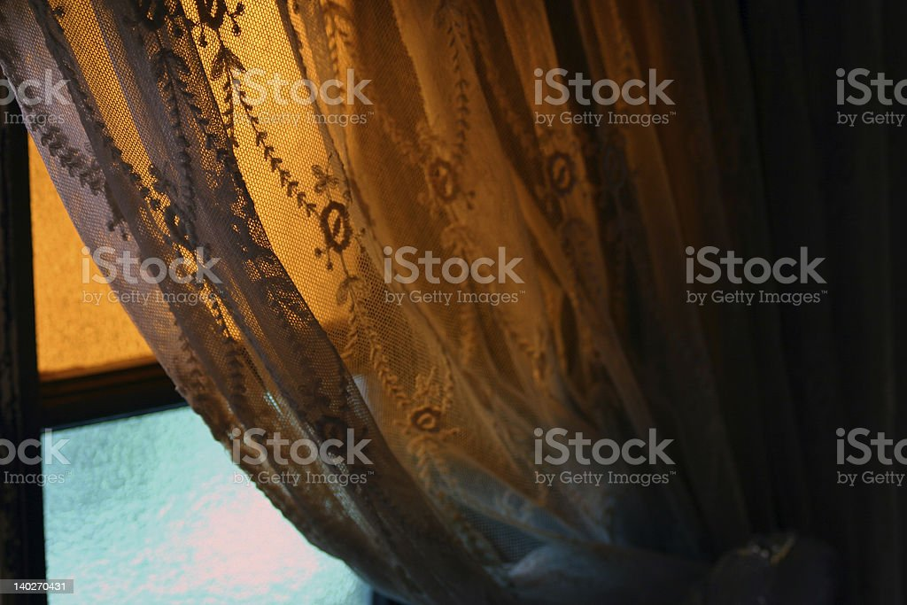 Victorian Lace royalty-free stock photo