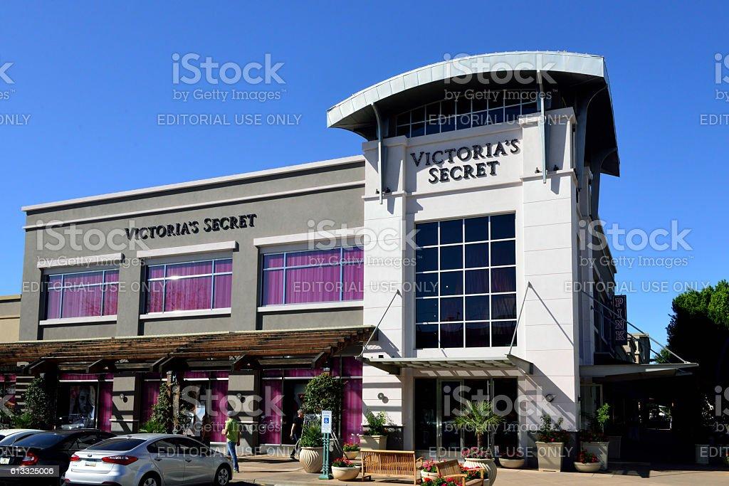 Victoria's Secret in Scottsdale stock photo