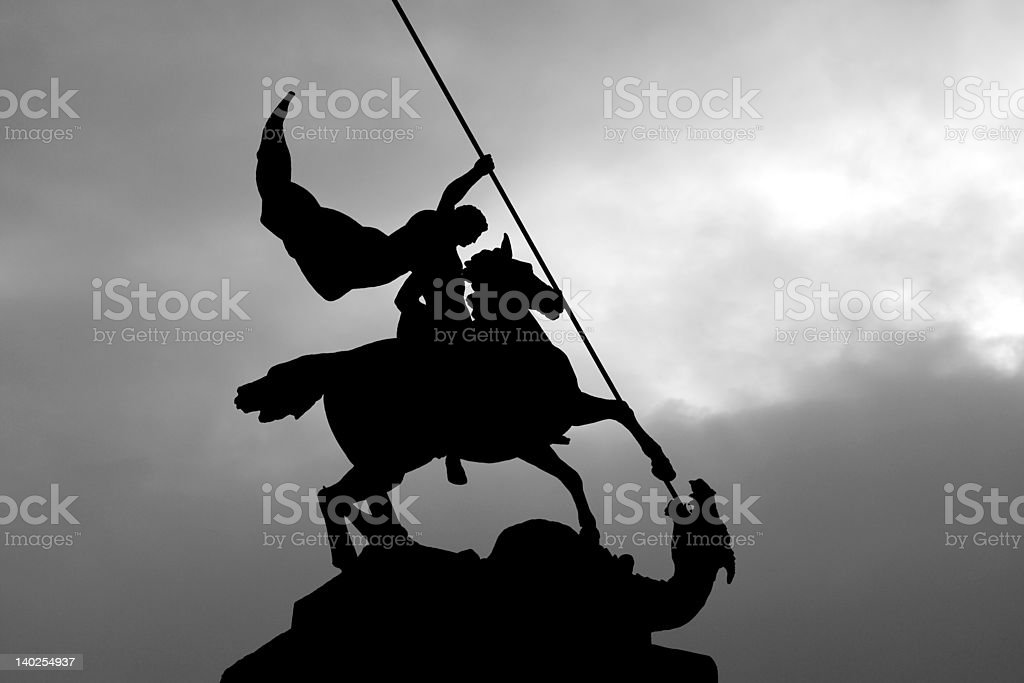 Victory. royalty-free stock photo