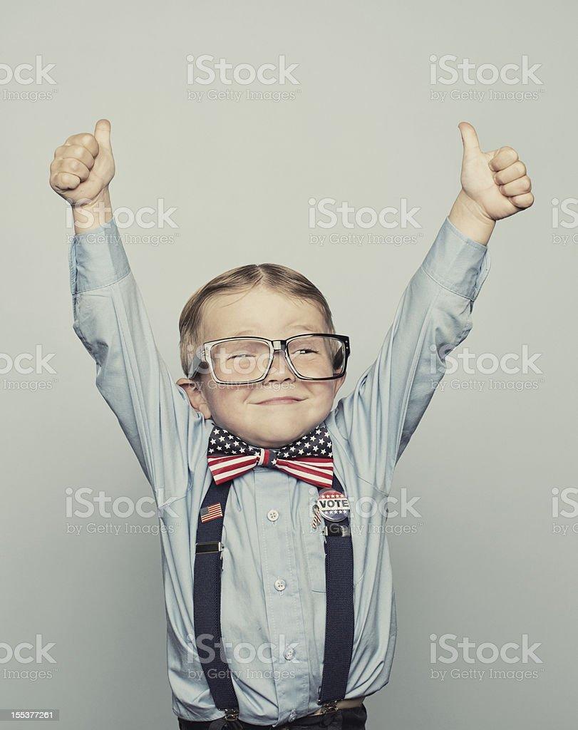 Victory stock photo