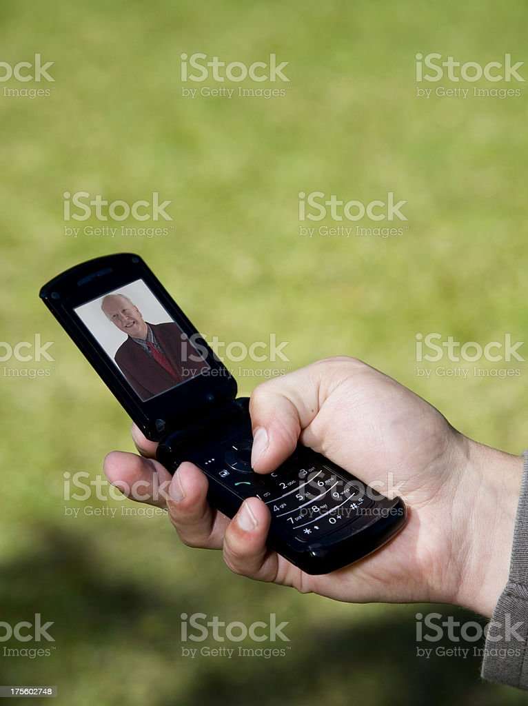 video call stock photo