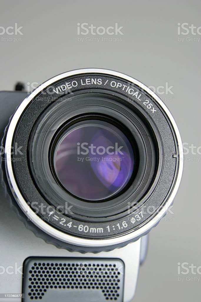Video Camera 3 royalty-free stock photo