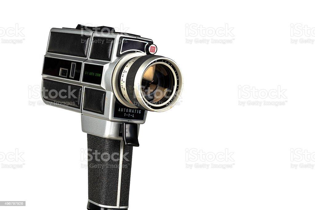 Video Camera stock photo