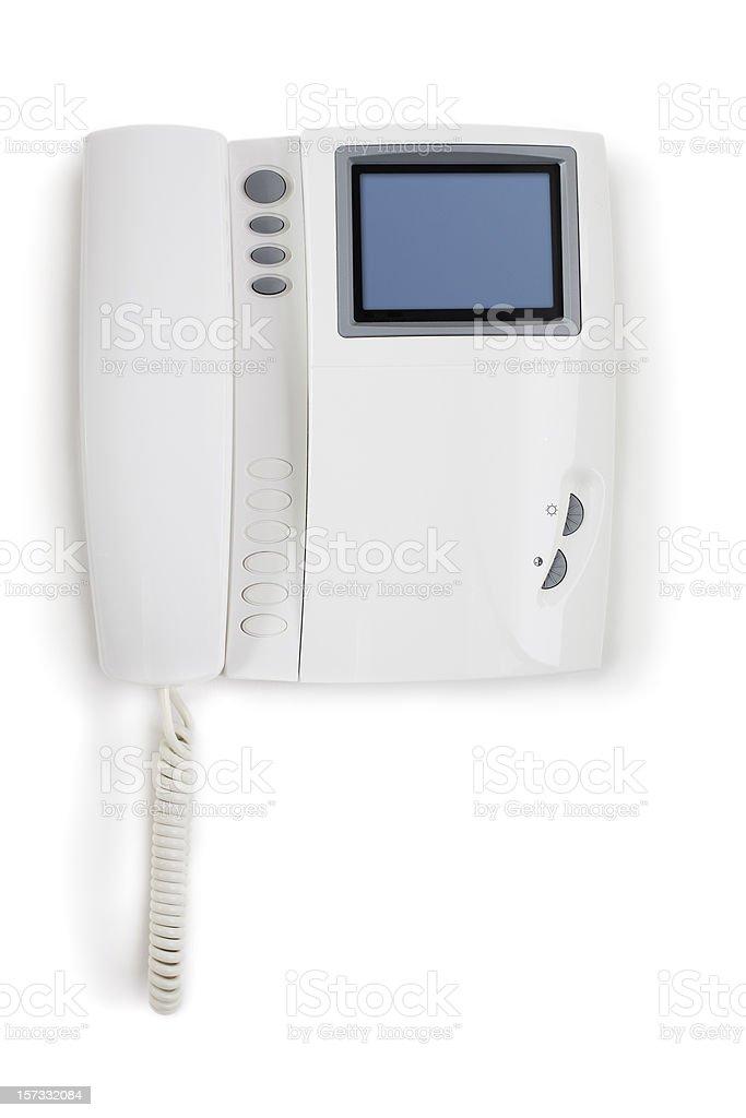 Video Intercom stock photo