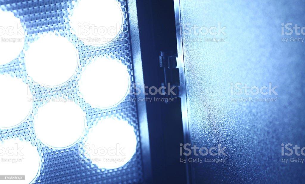 Video Light stock photo