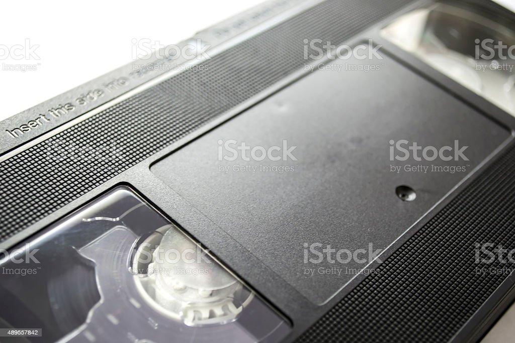 Videocassete stock photo