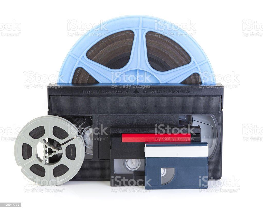 Video/DVD Transfer stock photo