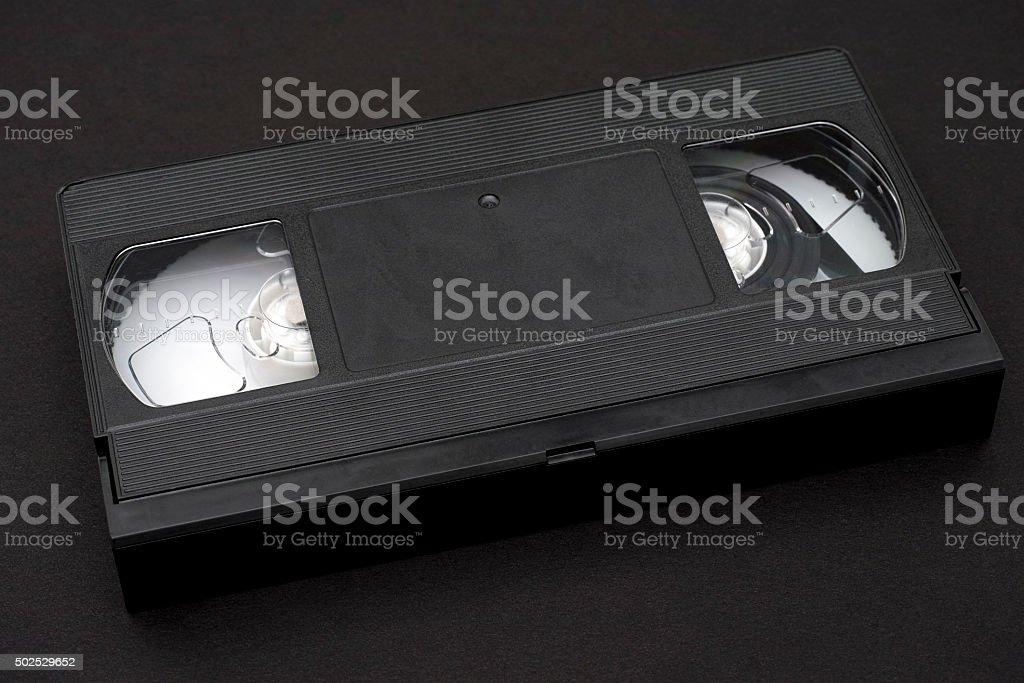 Videotape stock photo
