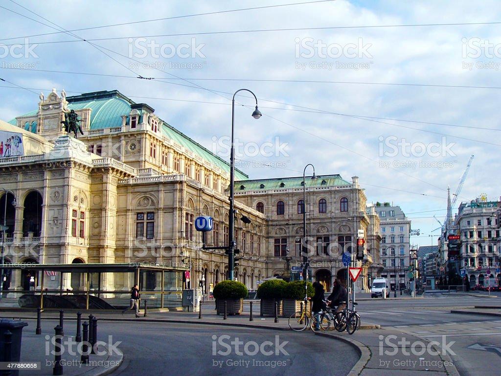 Viena, ?ustria stock photo