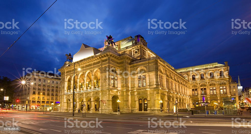 Vienna, Austria royalty-free stock photo