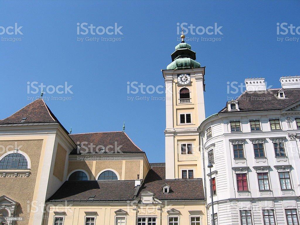 Vienna - Austria royalty-free stock photo