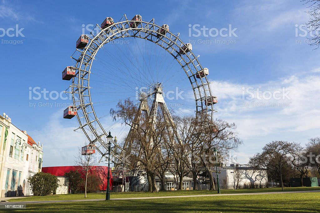 Wiener Riesenrad royalty-free stock photo