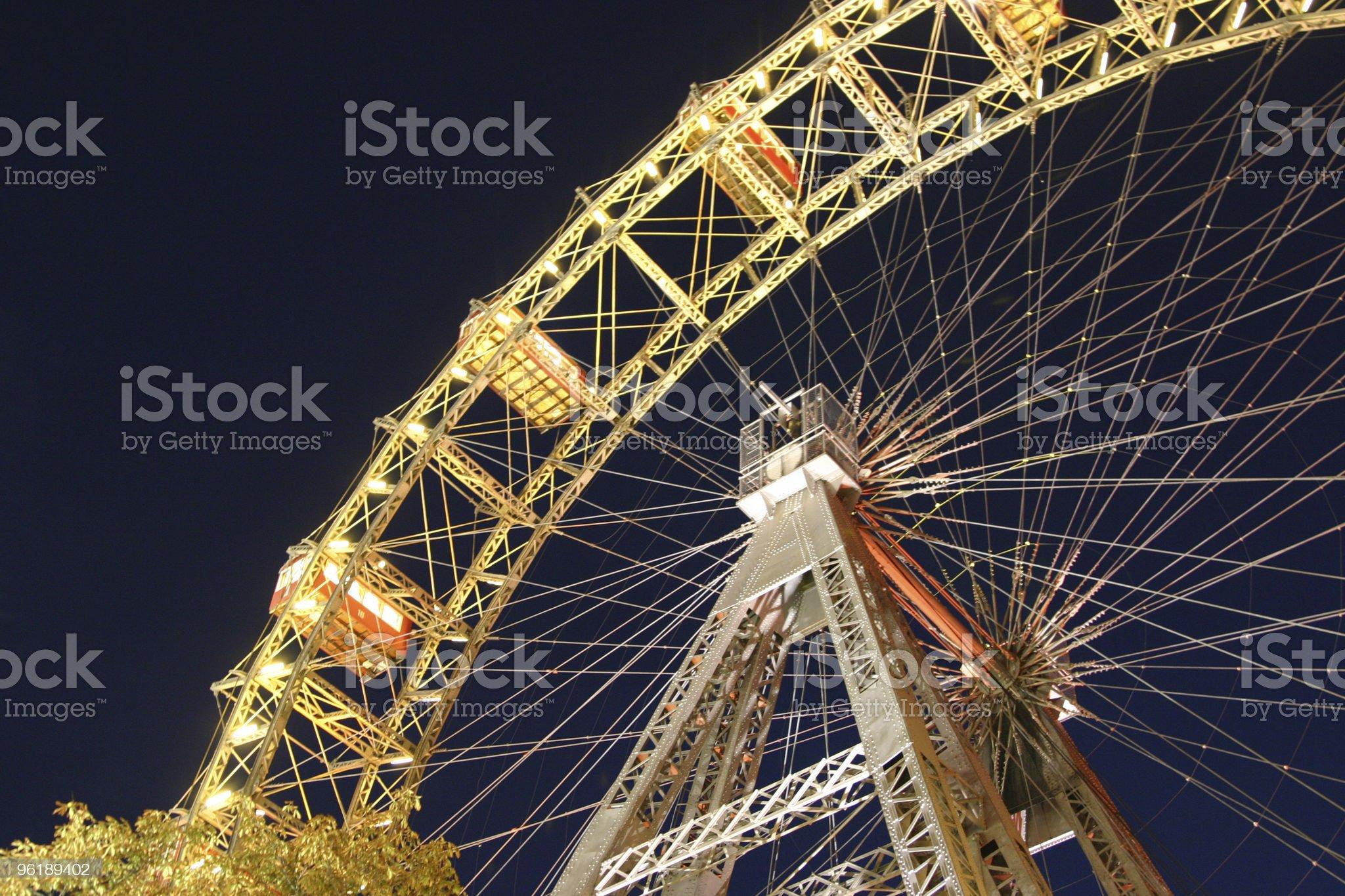 Vienna - Giant wheel royalty-free stock photo