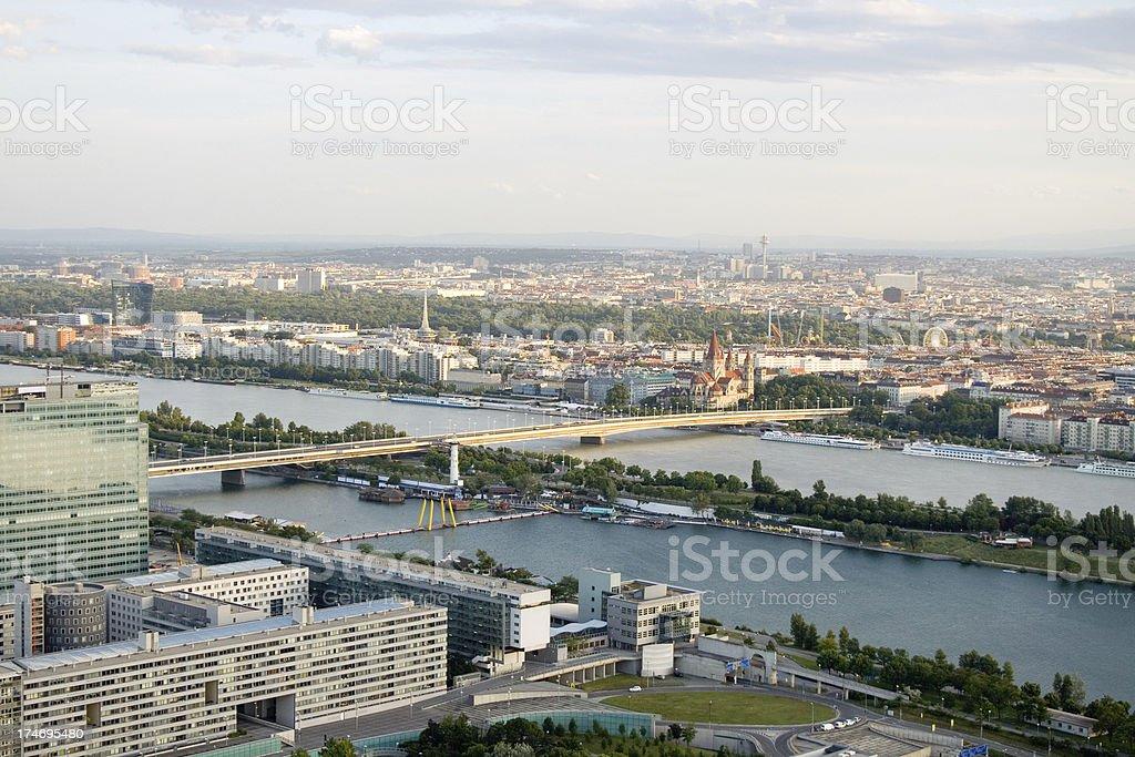 Vienna royalty-free stock photo