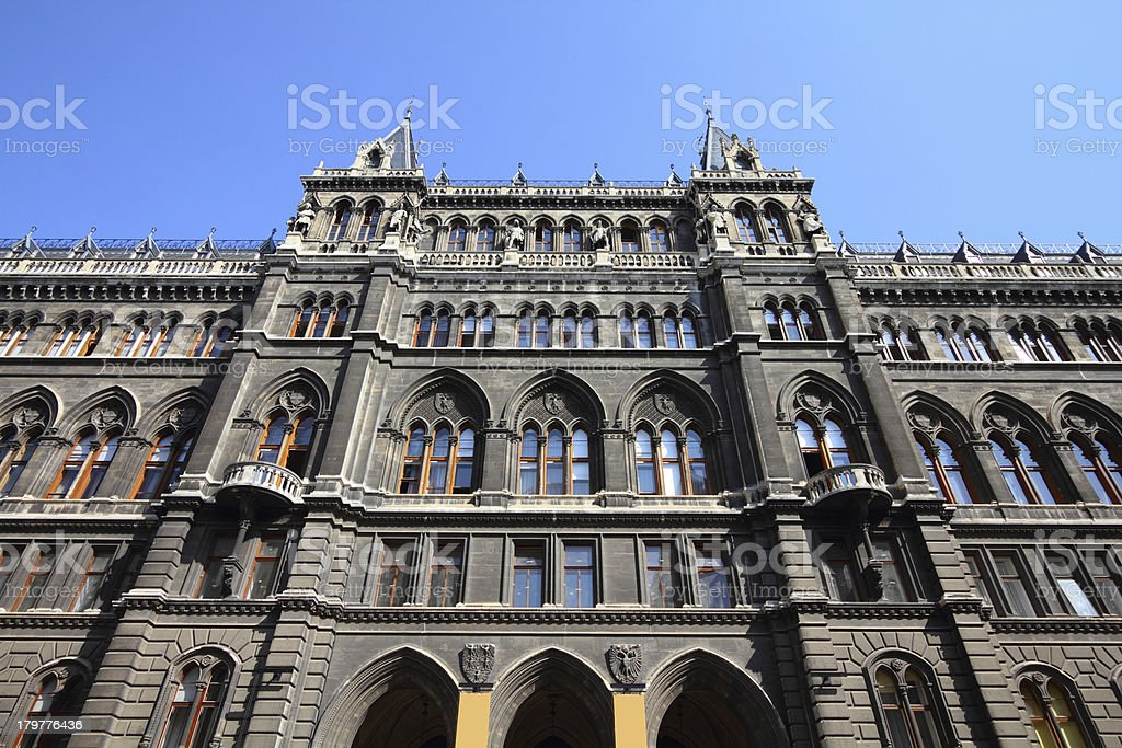 Vienna royalty-free stock photo