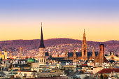 Vienna sunrise