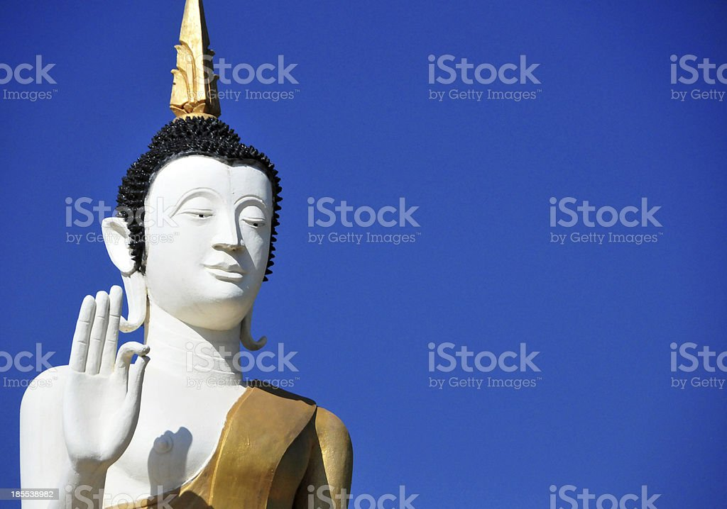 Vientiane, Laos: Buddha stock photo
