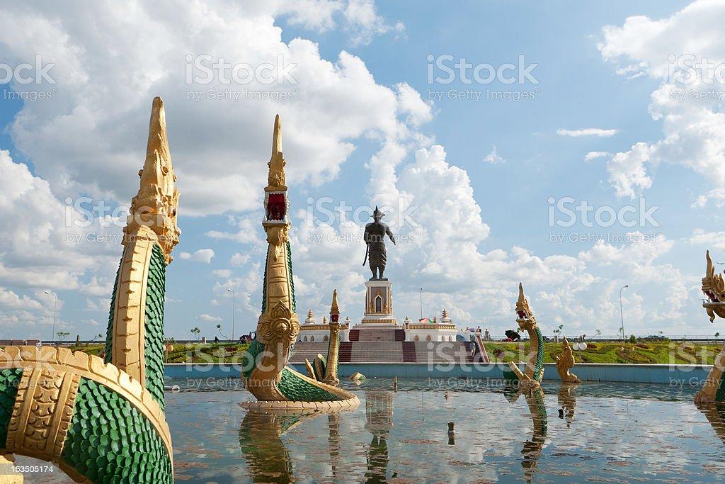 Vientiane stock photo