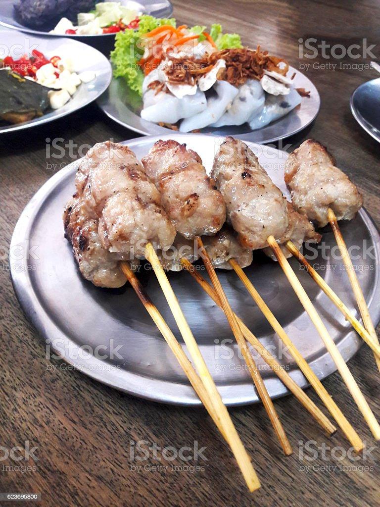 Vietnam Küche Lizenzfreies stock-foto