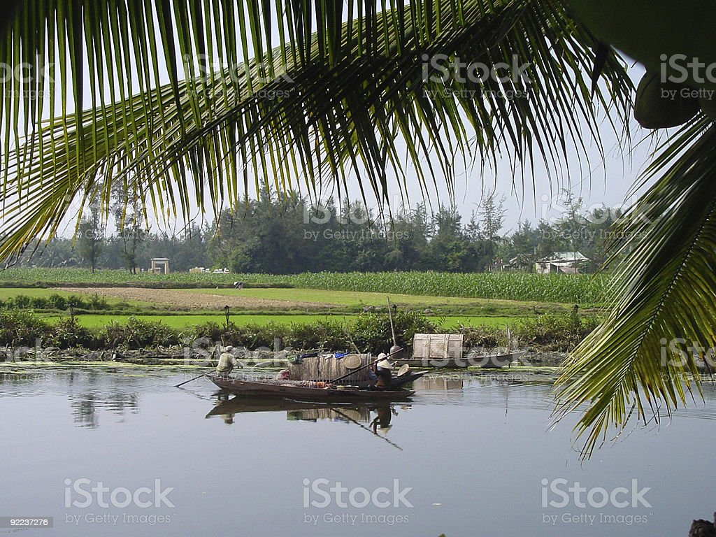Vietnam / Hoi An royalty-free stock photo