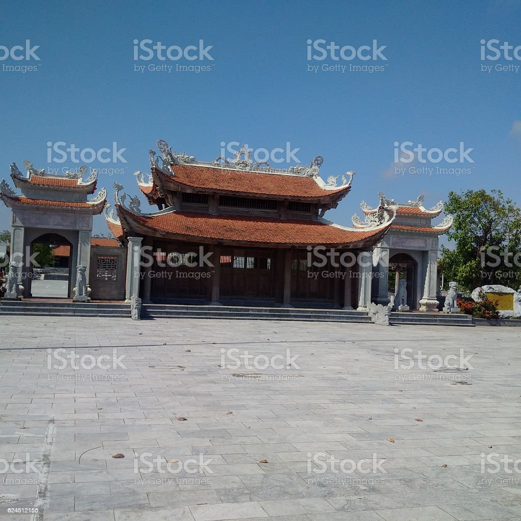 Vietnam stock photo