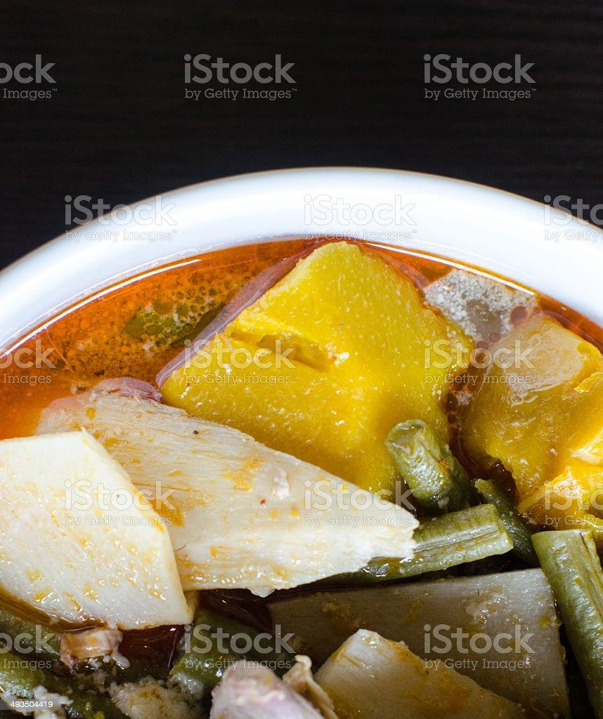 Vietnamese Dipping Sauce royalty-free stock photo