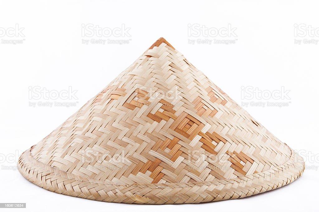 Vietnamese hat stock photo