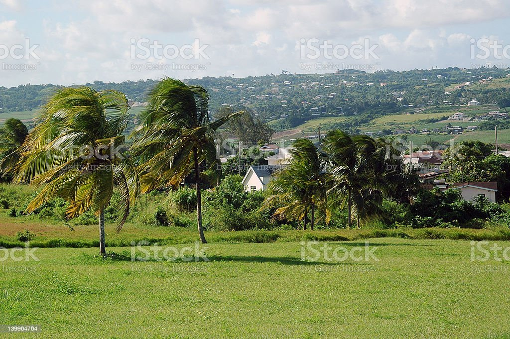 View From Frere Pilgrim stock photo