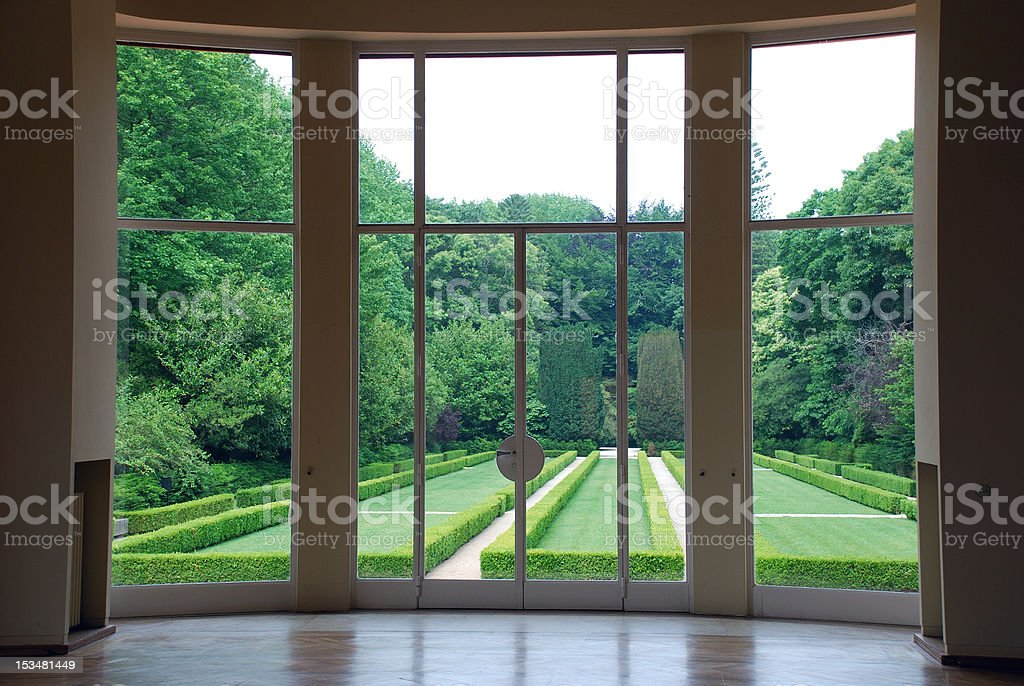 View From Inside royalty-free stock photo