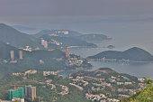 view of  hong kong south district