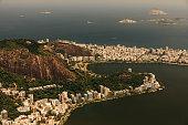 View of Lagoa Rodrigo de Freitas, Rio de Janeiro