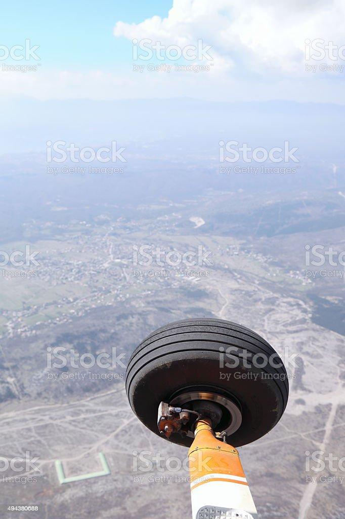 View of Rijeka City stock photo