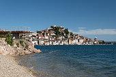 View of Sibenik, Croatia