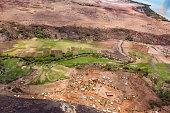 view of the earth landscape, Madagascar coast