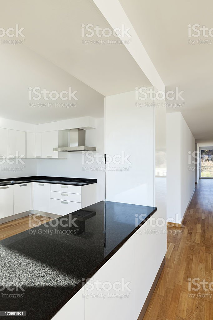 view of the kitchen royalty-free stock photo