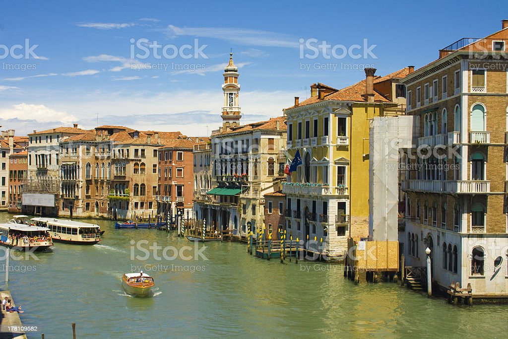 view of venice, italy royalty-free stock photo