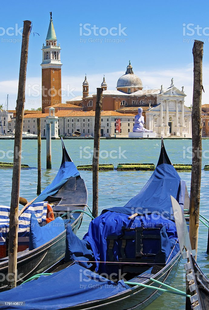 view of venice - italy royalty-free stock photo