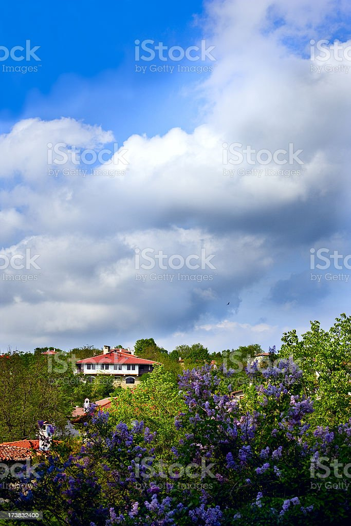 Di vista foto stock royalty-free