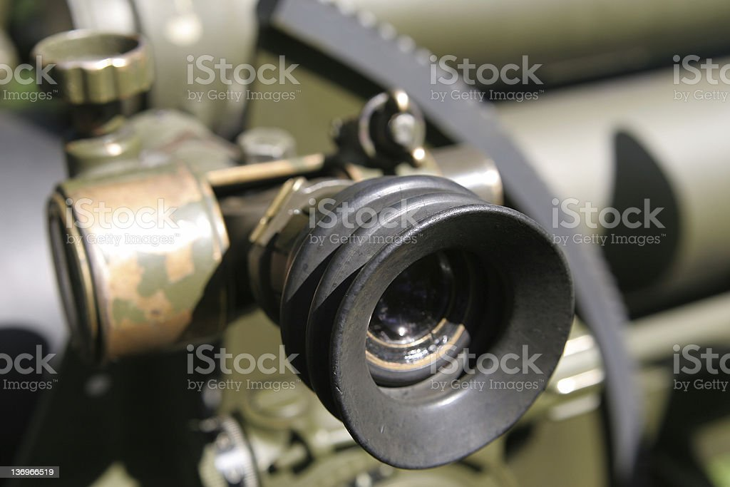 Viewfinder stock photo