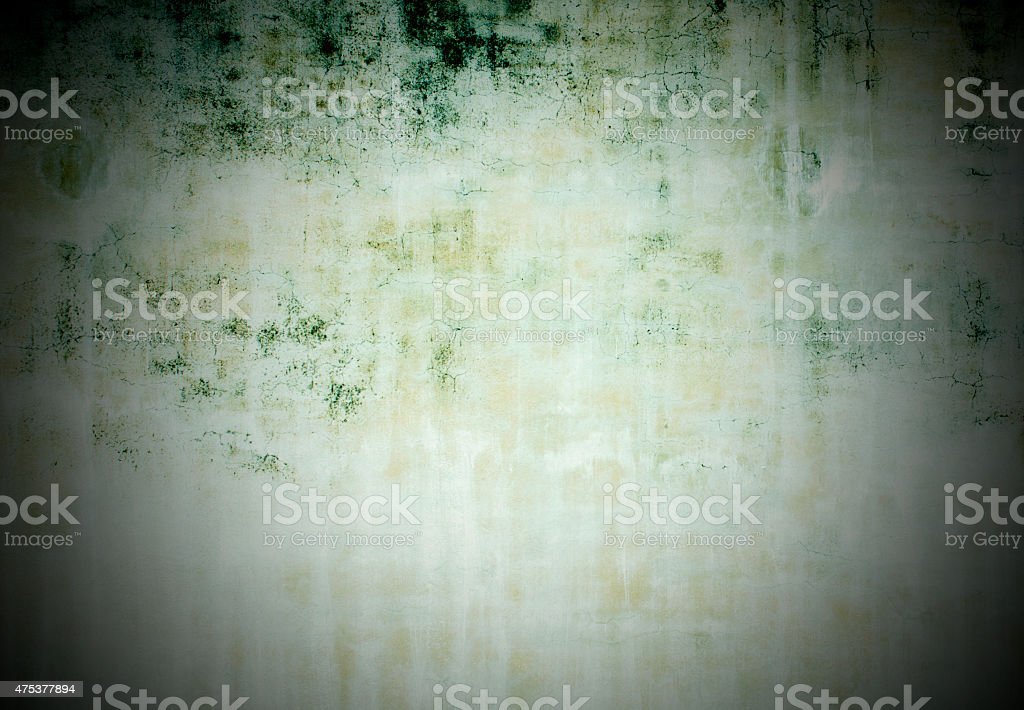 Vignette background with the old walls royalty-free stock photo