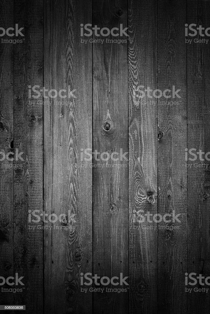 vignetted wood panels background stock photo