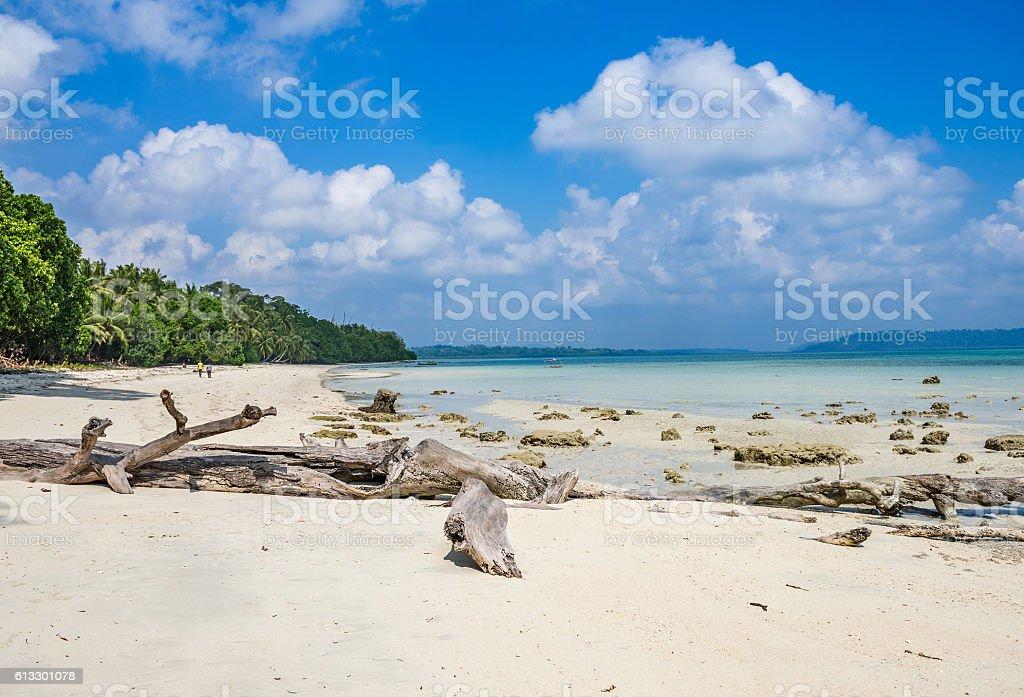 Vijay Nagar Beach stock photo