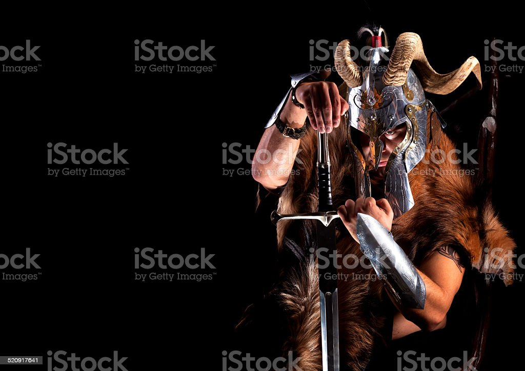 Viking 2 stock photo